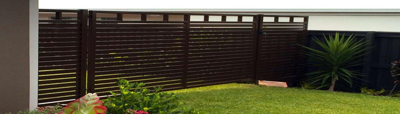 Aluminium Fencing Sunshine Coast, Brisbane, Gold Coast