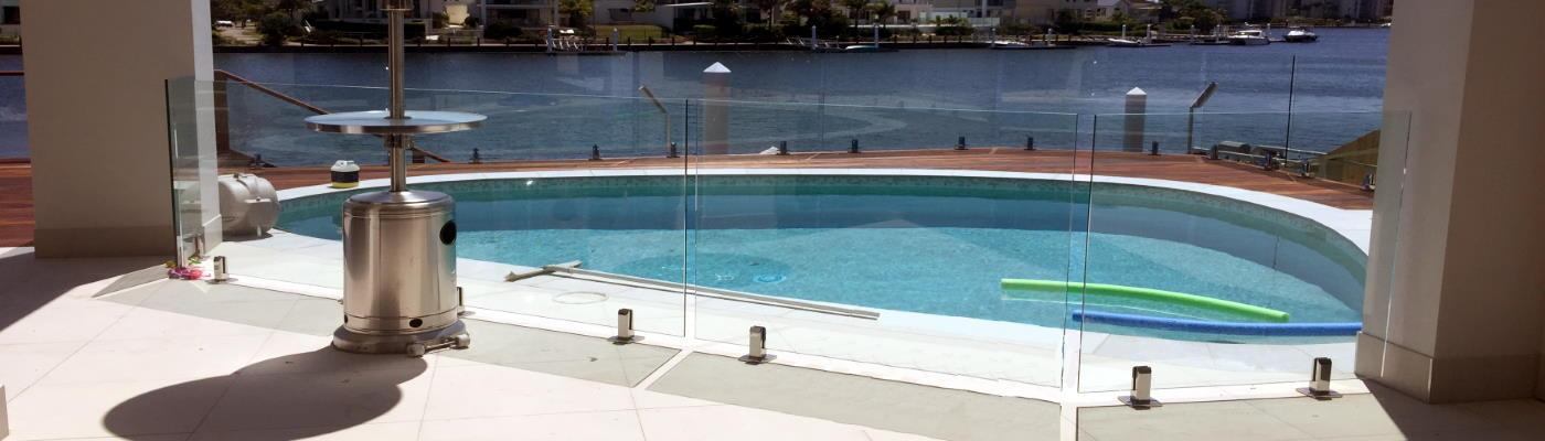 Glass Pool Fencing Sunshine Coast